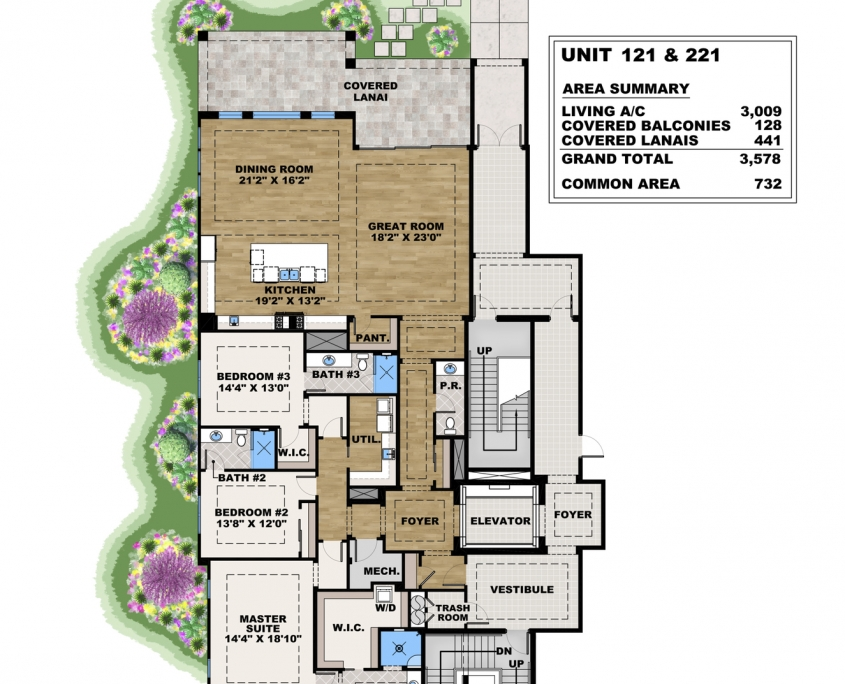 Watermark-Lake-Norman-Floor-Plan